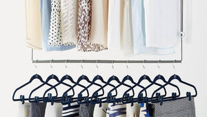10 ways to get the most out of small closet space