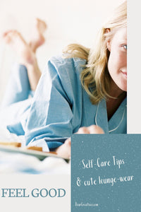 Self-Care – It's necessary for our health and well being