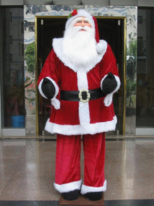 Formalebeaut Life Size Santa Claus