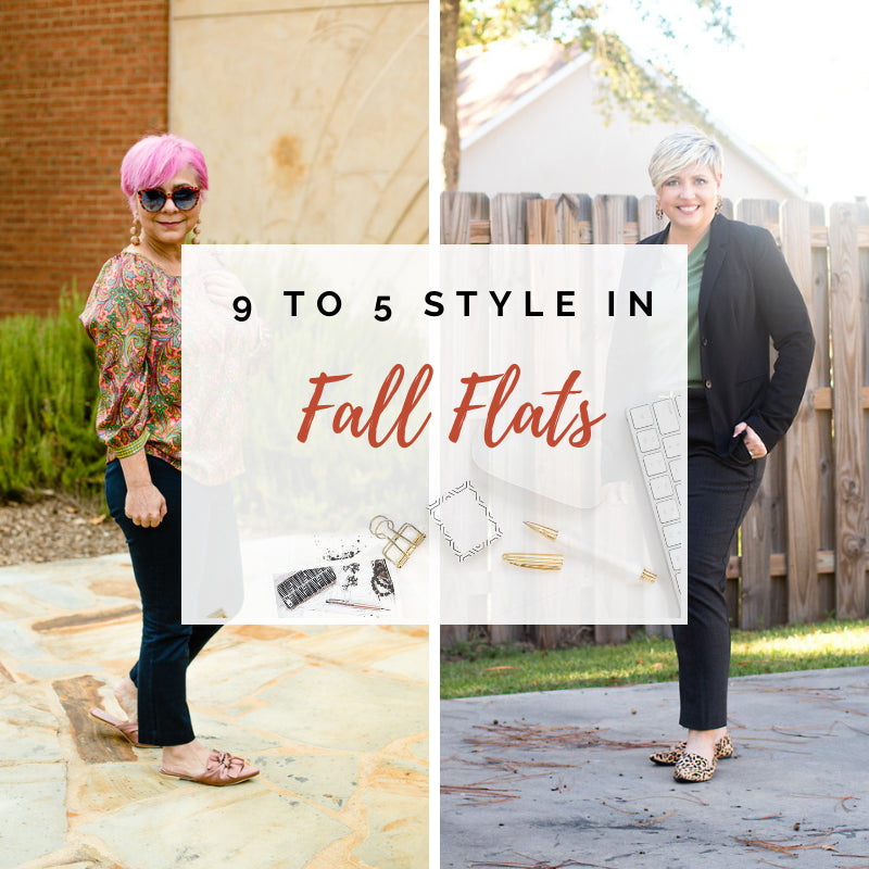 Welcome to 9 to 5 Style! The third Monday of every month Fonda of Savvy Southern Chic and I will showcase a theme featuring our individual takes on a professional look