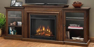 Excellent Electric Fireplace Heater Tv Stand