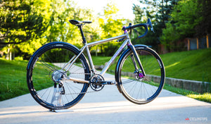 Bikes of the Bunch: Engin Cycles ultimate titanium road bike