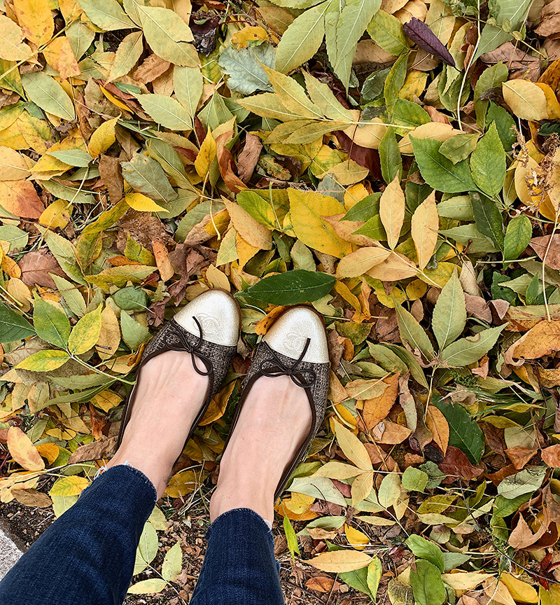 Chanel Flats Review & How I Find Them (And Other Items) For More than 50% Off