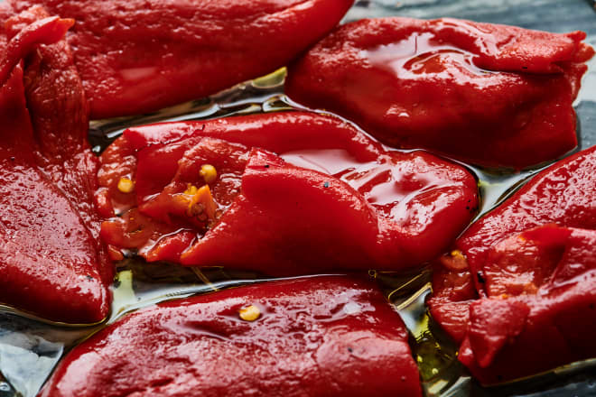 Why a Jar of Roasted Red Peppers Should Be in Everyone's Pantry