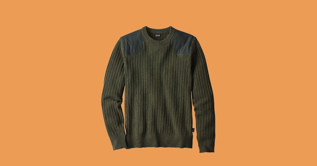 Worn by itself or beneath a jacket, the best men's sweater is the T-shirt of fall and winter