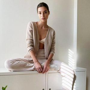 The Coziest, Comfiest Loungewear We're Living In This Winter