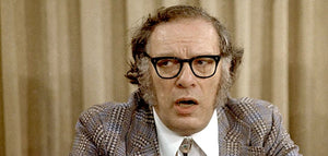 What to Make of Isaac Asimov, Sci-Fi Giant and Dirty Old Man?