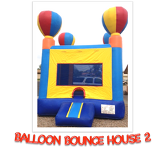 BALLOON BOUNCE HOUSE RENTAL