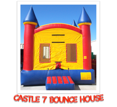 BOUNCE HOUSE CASLTE RENTAL