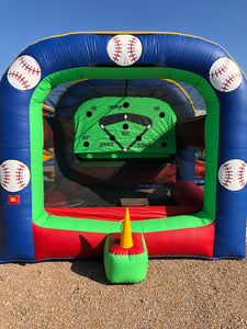 HOME RUN DERBY INFLATABLE GAME