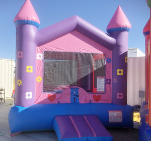 PRINCESS CASTLE #5 BOUNCE HOUSE
