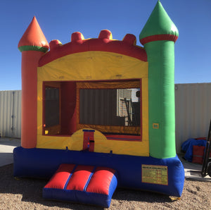 CASTLE #8    BOUNCE HOUSE