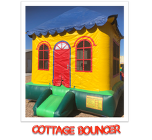 Load image into Gallery viewer, COTTAGE BOUNCER