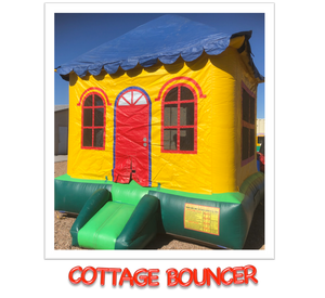 COTTAGE BOUNCER