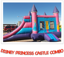 Load image into Gallery viewer, DISNEY PRINCESS CASTLE COMBO  DRY ONLY