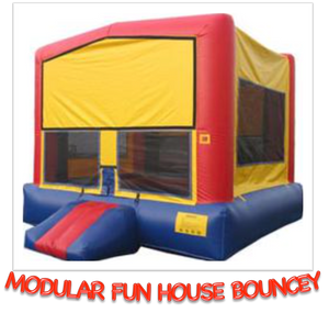 MODULAR FUN HOUSE BOUNCEY