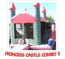 Load image into Gallery viewer, PRINCESS CASTLE COMBO #3   DRY ONLY