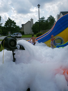 FOAM CANNON MACHINE RENTAL
