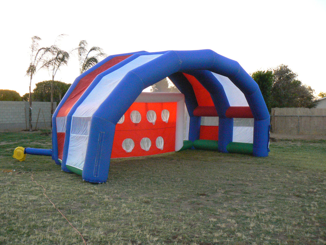 GOAL KEEPER INFLATABLE GAME