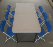 Load image into Gallery viewer, KIDS TABLES AND CHAIRS RENTAL