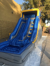 Load image into Gallery viewer, MONSTER SPLASH INFLATABLE WATER SLIDE