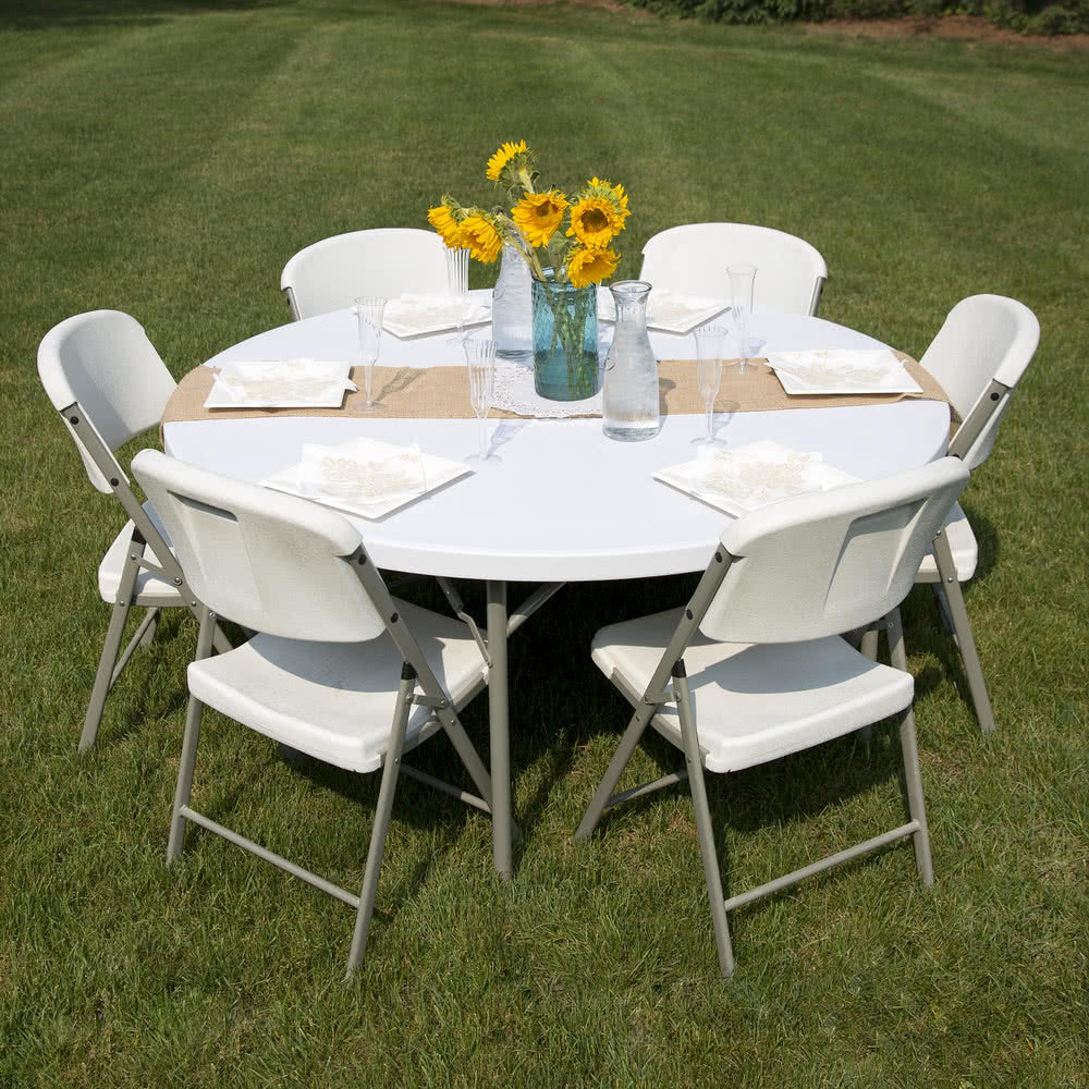 Round Table Rental A Perfect Party Rental