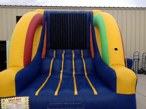 VELCRO WALL INFLATABLE GAME