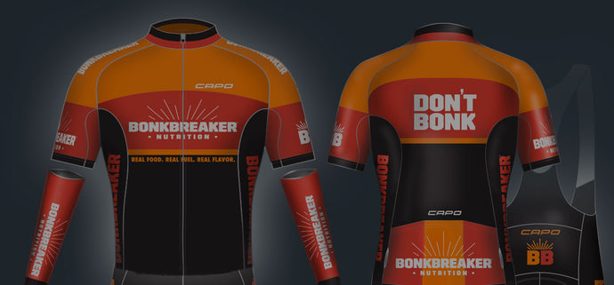 Order Your New Bonk Breaker Cycling Kit