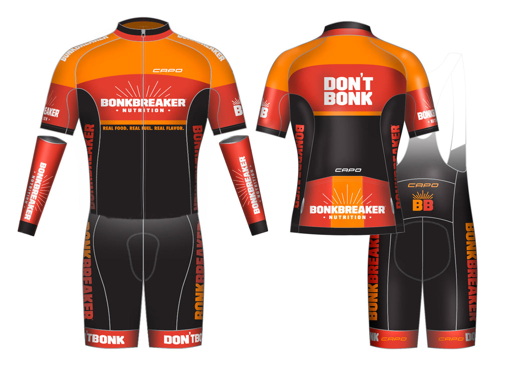 Bonk Breaker Cycling Kit