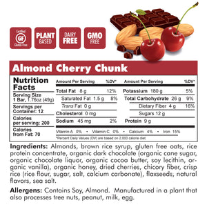 Almond Cherry Chunk