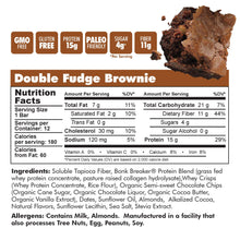 Load image into Gallery viewer, Double Fudge Brownie