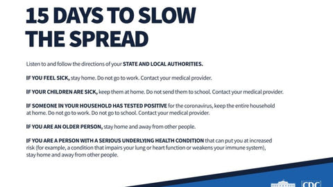 How should Christians view any pandemic? - 15 Days to Slow the Spread - Online Christian Store