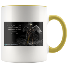 Load image into Gallery viewer, Armor of God Mug - Online Christian Store
