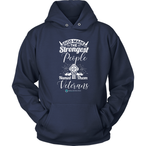 Men's Strongest People Veterans - Online Christian Store