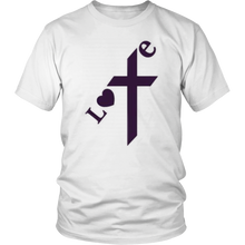 "Load image into Gallery viewer, ""Love"" T-Shirt - Online Christian Store"