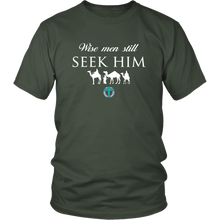 Load image into Gallery viewer, Men's Wise Men Seek Him T-Shirt