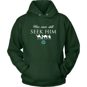 Wise Men Still Seek Him Hoodie
