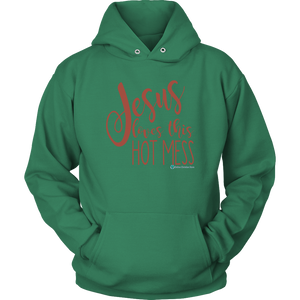 Hot Mess Hoodie - Online Christian Store