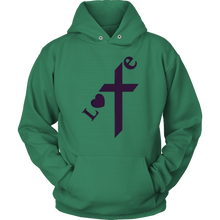 "Load image into Gallery viewer, ""Love"" Hoodie - Online Christian Store"