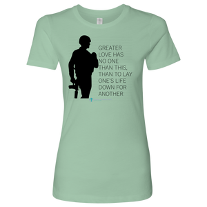 Women's No Greater Love - Online Christian Store