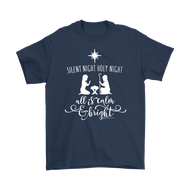 Men's Silent Night T-Shirt