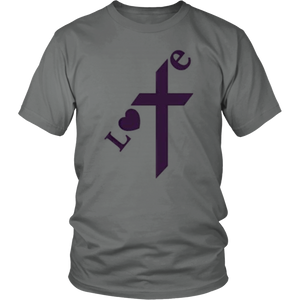 """Love"" T-Shirt - Online Christian Store"