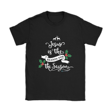 Load image into Gallery viewer, Women's Jesus is the Reason T-Shirt - Online Christian Store