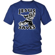 Load image into Gallery viewer, Jesus Saves T-Shirt - Online Christian Store