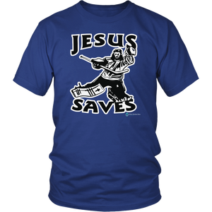 Jesus Saves T-Shirt - Online Christian Store