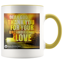 Load image into Gallery viewer, Unconditional Love Mug - Online Christian Store