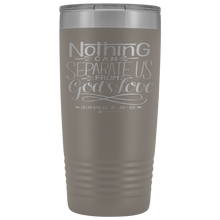 Load image into Gallery viewer, Romans 8:38-39 20oz Tumbler - Online Christian Store