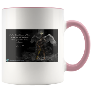 Armor of God Mug - Online Christian Store