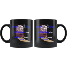 Load image into Gallery viewer, Proverbs 8:34 Mug - Online Christian Store