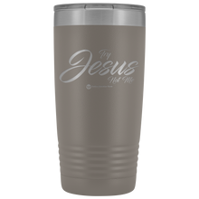 Load image into Gallery viewer, Try Jesus 20oz Tumbler - Online Christian Store